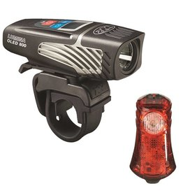 NiteRider Lumina 800 OLED Combo w/ Sentinel 40