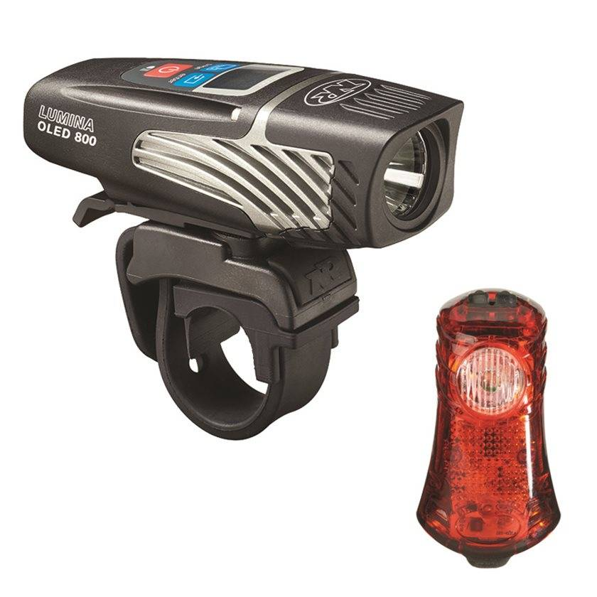 NiteRider NiteRider, Lumina 800 OLED Combo w/ Sentinel 40