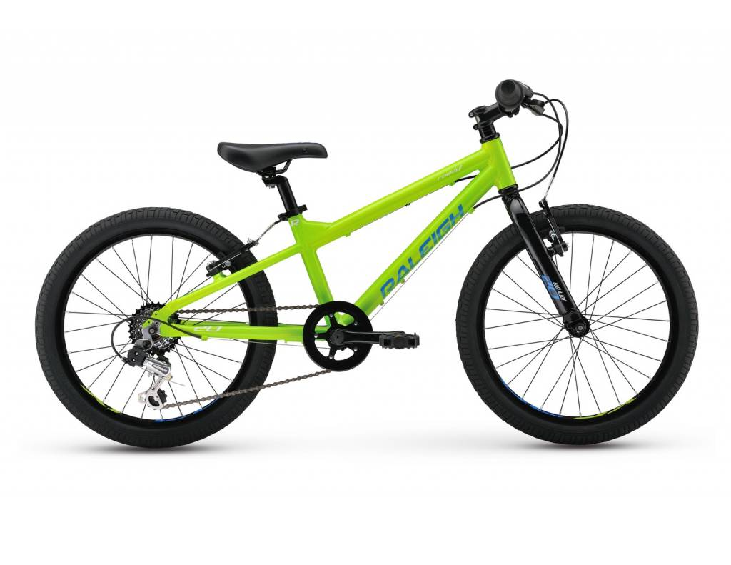 Raleigh Raleigh ROWDY 20 Green