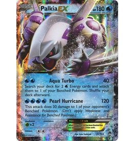 Pokemon Palkia-EX - 31/122 - Holo Rare ex