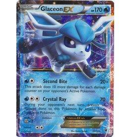 Pokemon Glaceon-EX - 20/124 - Holo Rare ex