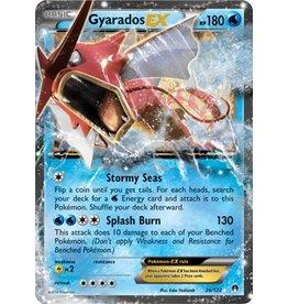 Pokemon Gyarados-EX - 26/122 - Holo Rare ex