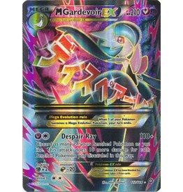 Pokemon Mega Gardevoir Ex - 112/114 - Ultra Rare Full Art