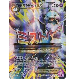 Pokemon Mega-Altaria-EX - 121/124 - Full Art Ultra Rare
