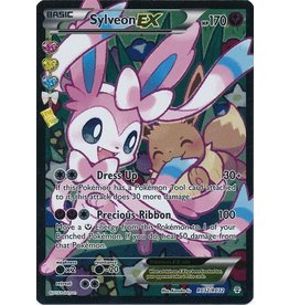 Pokemon Sylveon-EX - RC32/RC32 - Full Art Ultra Rare