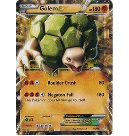Pokemon Golem-EX - 46/83 - Holo Rare ex