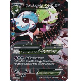 Pokemon Mega-Gardevoir-EX - RC31/RC32 - Full Art Ultra Rare