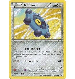 Pokemon Bronzor - 60/124 - Common