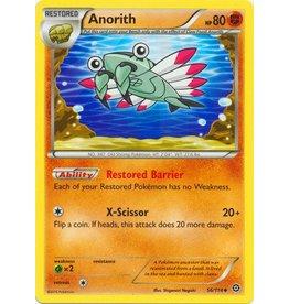 Pokemon Anorith - 56/114 - Uncommon