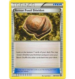 Pokemon Armor Fossil Shieldon - 98/114 - Uncommon
