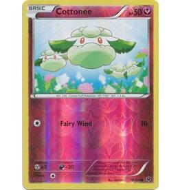 Pokemon Cottonee - 70/124 - Common - Reverse Holo