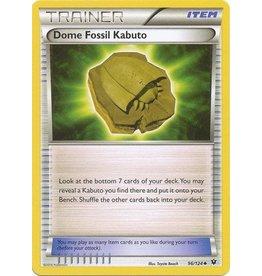 Pokemon Dome Fossil Kabuto - 96/124 - Uncommon