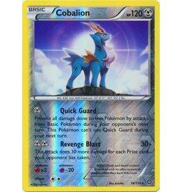 Pokemon Cobalion - 74/114 - Rare - Reverse Holo