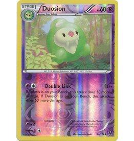 Pokemon Duosion - 34/124 - Uncommon - Reverse Holo