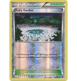 Pokemon Fairy Garden - 100/124 - Uncommon - Reverse Holo