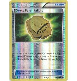 Pokemon Helix Fossil Omanyte - 102/124 - Uncommon - Reverse Holo