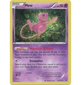 Pokemon Mew - 29/124 - Holo Rare