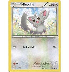 Pokemon Minccino - 87/124 - Common
