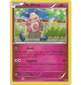 Pokemon Mr. Mime - 67/124 - Rare