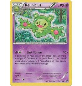 Pokemon Reuniclus - 35/124 - Rare