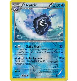 Pokemon Cloyster - 20/83 - Uncommon