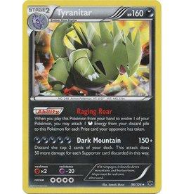 Pokemon Tyranitar - 56/124 - Holo Rare