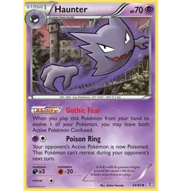 Pokemon Haunter - 34/83 - Uncommon