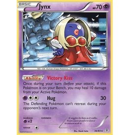 Pokemon Jynx - 36/83 - Rare