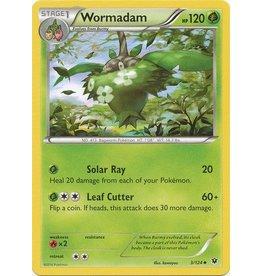 Pokemon Wormadam - 3/124 - Uncommon