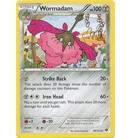 Pokemon Wormadam - 59/124 - Uncommon