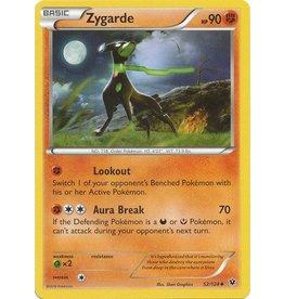 Pokemon Zygarde - 52/124 - Uncommon