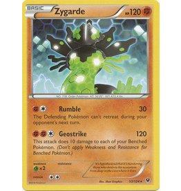 Pokemon Zygarde - 53/124 - Rare
