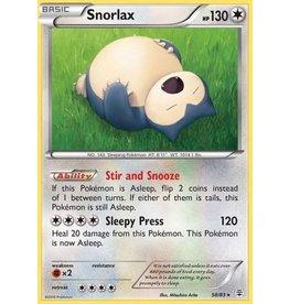 Pokemon Snorlax - 58/83 - Rare