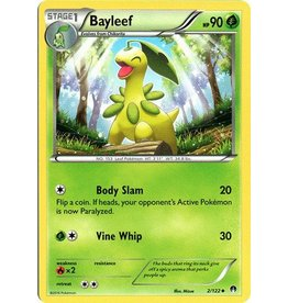 Pokemon Bayleef - 2/122 - Uncommon