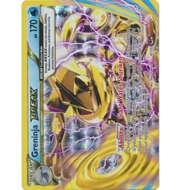 Pokemon Greninja-Break - 41/122 - Rare Break