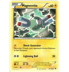 Pokemon Magnemite - 52/162 - Common