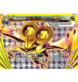 Pokemon Noivern-BREAK - 113/162 - Rare BREAK