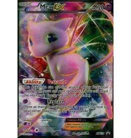 Pokemon Mew-EX - XY126 - Ultra Rare Promo