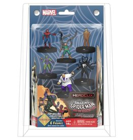 WizK!ds Heroclix - Marvel - Spider-Man & His Greatest Foes - Fast Forces
