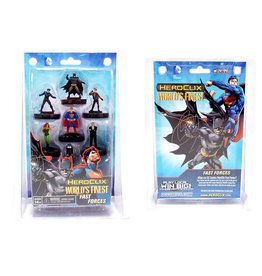WizK!ds Heroclix - DC - World's Finest - Fast Forces