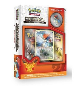 Pokemon Mythical Pokemon Collection - Keldeo