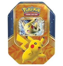 Pokemon Pokemon - Fall 2016 Battle Heart Tins - Pikachu-EX