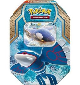 Pokemon Pokemon - Legends of Hoenn Tin - Kyogre-EX