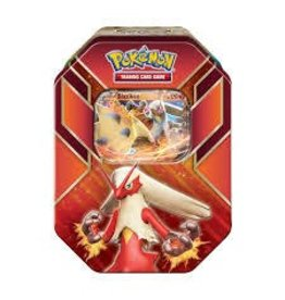 Pokemon Pokemon - Hoenn Power Tin Promo - Blaziken-EX