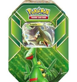 Pokemon Pokemon - Hoenn Power Tin Promo - Sceptile-EX