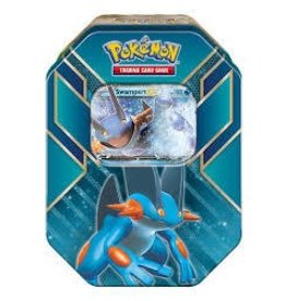 Pokemon Pokemon - Hoenn Power Tin Promo - Swampert-EX