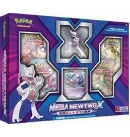 Pokemon Pokemon - Mega Mewtwo X Collection