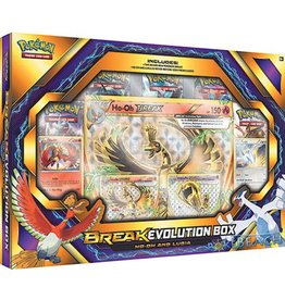 Pokemon Pokemon  - Break Evolution Box - Ho-oh and Lugia