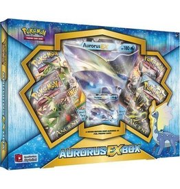 Pokemon Pokemon - Aurorus EX Box