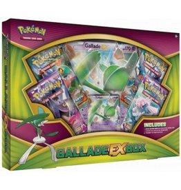 Pokemon Pokemon - Gallade-EX Box
